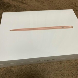 Mac (Apple) - macbook air 13インチ M1 ゴールド マックブックエアー 2020