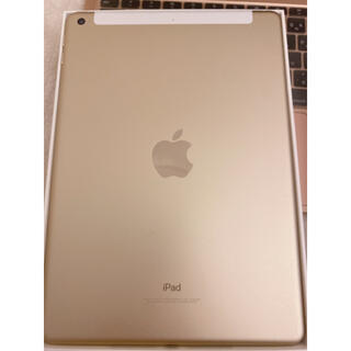 Apple - 【美品】iPad 第5世代 Wi-Fi Cellular 32GB ゴールド