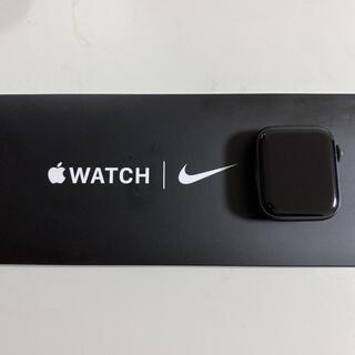 Apple - Apple Watch SE NIKE+ 40mm GPS バッテリー99%