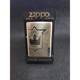 ジッポー(ZIPPO)のZIPPO LARK ROYAL BLEND 37レプリカ(タバコグッズ)
