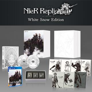 PlayStation4 - 新品 ニーア レプリカント White Snow Edition[限定版]