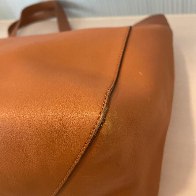 LOEWE(ロエベ)のロエベ LOEWE イーストウエストショッパー トートバッグ タン ブラウン レディースのバッグ(トートバッグ)の商品写真