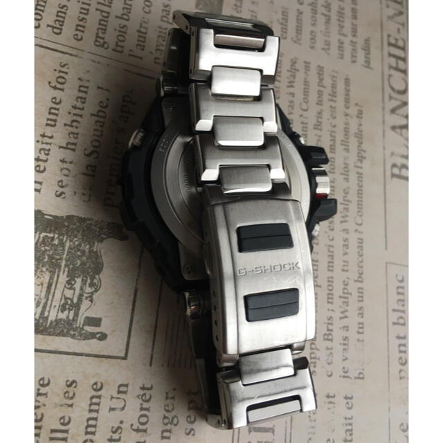 G-SHOCK(ジーショック)のG-SHOCK MTG-S1000D-1AJF メンズの時計(腕時計(アナログ))の商品写真