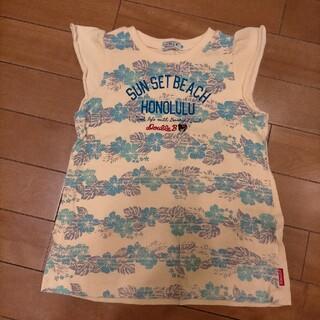 DOUBLE.B - ダブルビー 女の子 半袖Tシャツ 110サイズ