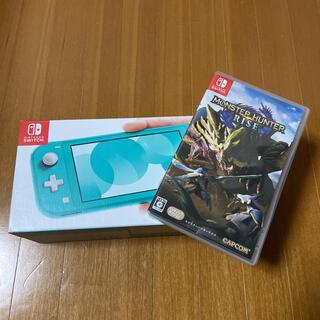 Nintendo Switch - スイッチライト モンハンセット 値下げ不可