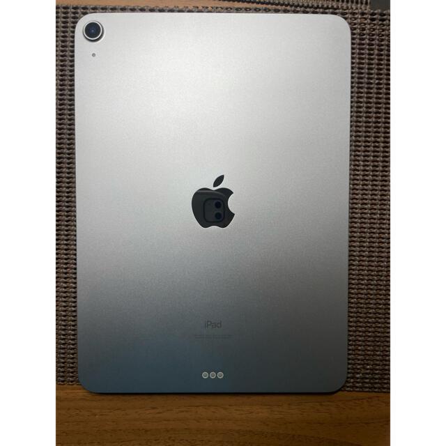 Apple(アップル)のiPad Air4 WiFiモデル64GBスカイブルー スマホ/家電/カメラのPC/タブレット(タブレット)の商品写真