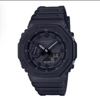 G-SHOCK - 新品 CASIO G-SHOCK GA-2100-1A1JF カシオ