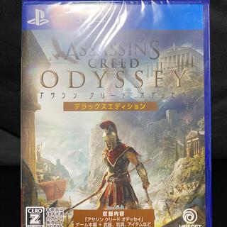PlayStation4 - アサシン クリード オデッセイ デラックスエディション PS4