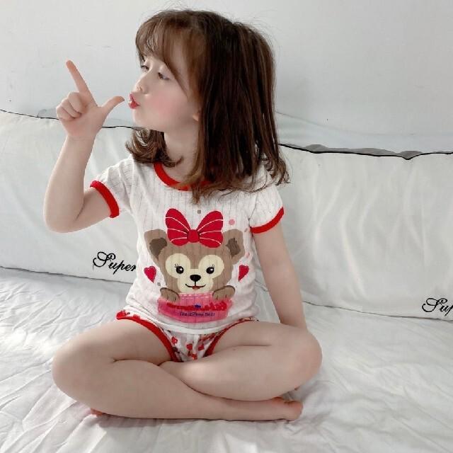 Disney(ディズニー)の大人気♥️シェリーメイ パジャマ ルームウェア 上下セット 110 エンタメ/ホビーのおもちゃ/ぬいぐるみ(キャラクターグッズ)の商品写真