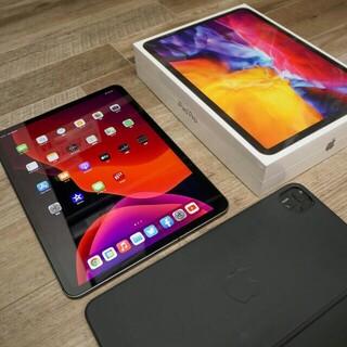 iPad - iPad Pro 2020   128GB セルラーモデル+キーボード【美品】