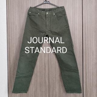 ジャーナルスタンダード(JOURNAL STANDARD)のJOURNAL STANDARD デニムパンツ M 緑(デニム/ジーンズ)
