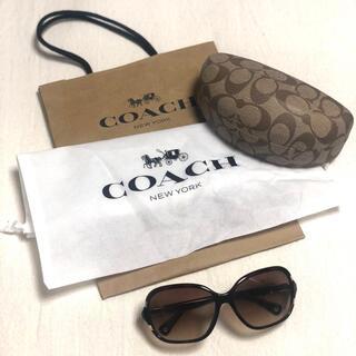 COACH - コーチ❇︎サングラス