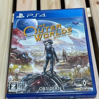 アウター・ワールド PS4(家庭用ゲームソフト)