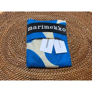 marimekko - 新作☆マリメッコ☆ウニッコ スマートバッグ  ブルー♪