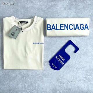 Balenciaga - 3117 BALENCIAGA ロゴTシャツM