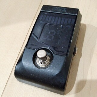コルグ(KORG)のKORG  チューナー(エフェクター)