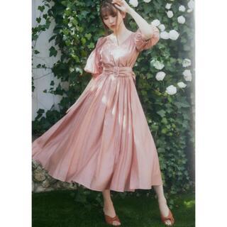 snidel - 新品 Herlipto Airy Volume Sleeve Dress