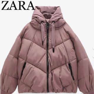 ザラ(ZARA)のZARA 撥水加工パフジャケット(ダウンジャケット)