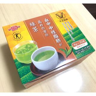 タイショウセイヤク(大正製薬)の大正製薬 血中中性脂肪が高めの方の緑茶 4g×30袋(健康茶)