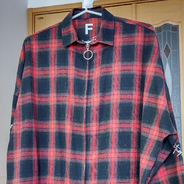 ATTITUDE メンズ ファスナー ジャケット メンズのジャケット/アウター(その他)の商品写真