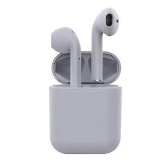 イヤホン グレー Bluetooth ワイヤレスイヤホン inpods12