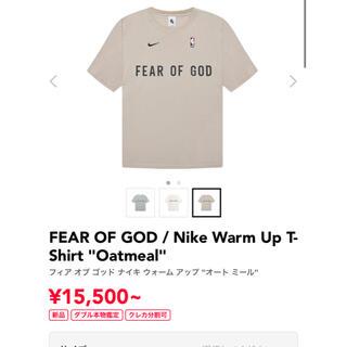 FEAR OF GOD - エッセンシャルズ ナイキ tシャツ