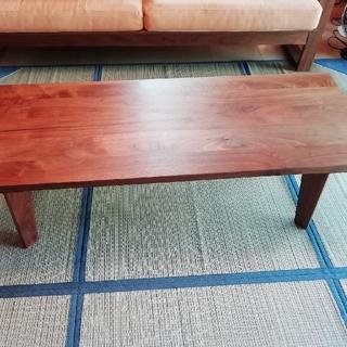 ローテーブル 一枚板(ローテーブル)