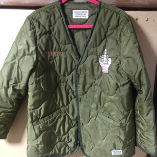 WACKO MARIA - ワコマリア キルティングジャケット