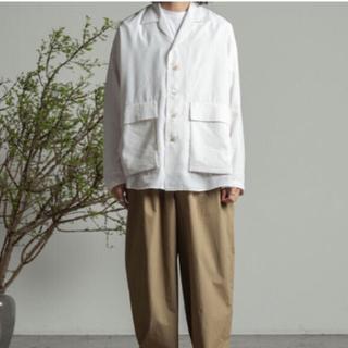 marka - marka 19ss 60/Linen Coolmax Shirt Jacket