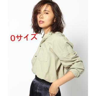 BARNYARDSTORM - 超美品*佐田真由美さん着用 BARNYARDSTORM オーガニック綿シャツ