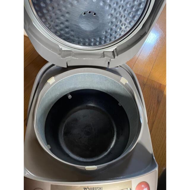 象印(ゾウジルシ)の象印 炊飯器 極め炊き NP-HC18型 IH炊飯ジャー 1.8L スマホ/家電/カメラの調理家電(炊飯器)の商品写真