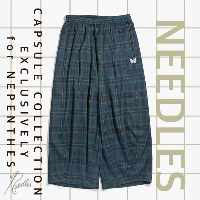 Needles(ニードルス)の〈NEEDLES〉CAPSULE COLLECTION H.D. PANT メンズのトップス(ジャージ)の商品写真
