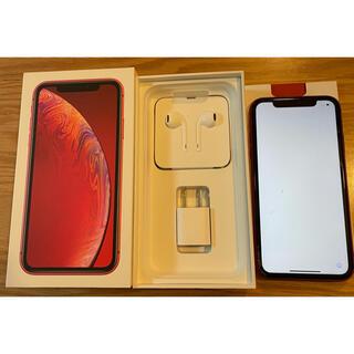 Apple - iPhone XR RED 128GB SIMフリー