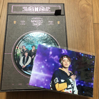 BTS MAGIC  SHOP 日本公演 Blu-ray