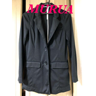 MURUA - MURUA  テーラードジャケット ムルーア ジャケット