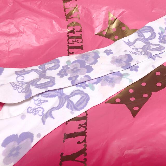Angelic Pretty(アンジェリックプリティー)のSweetie Violetワンピース レディースのワンピース(ひざ丈ワンピース)の商品写真