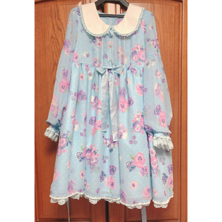 Angelic Pretty - Sweetie Violetワンピース