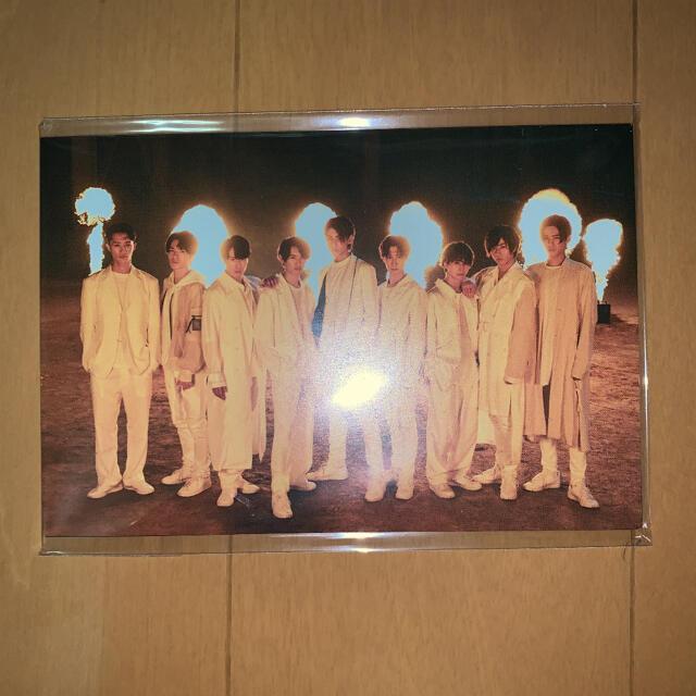 Johnny's(ジャニーズ)の滝沢歌舞伎zero ポストカード エンタメ/ホビーのタレントグッズ(アイドルグッズ)の商品写真