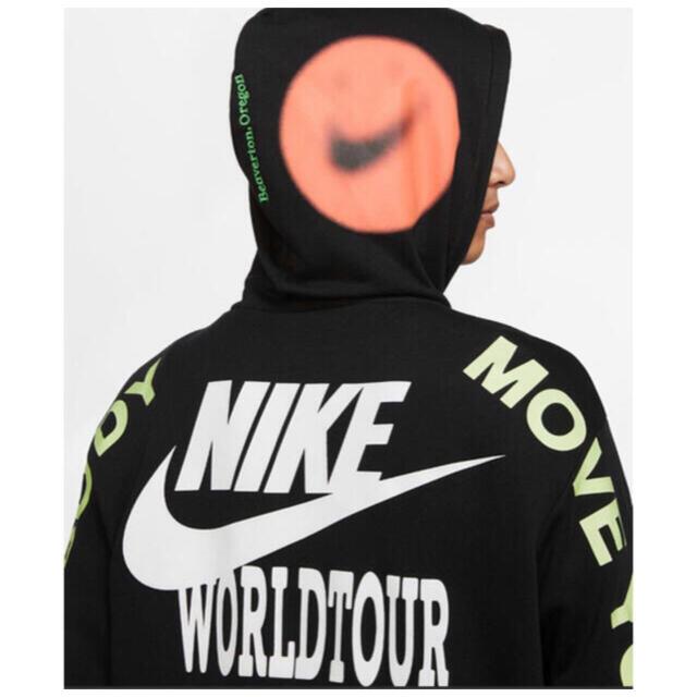 NIKE(ナイキ)のナイキ NSW FT WTOUR プルオーバー L/S フーディ パーカー メンズのトップス(パーカー)の商品写真
