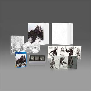 PlayStation4 - ニーア レプリカント White Snow Edition e-store特典付