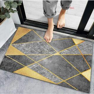 玄関マット 屋外 屋内  泥落とし ゴブラン織り すべり止め 洗える 床暖房対応
