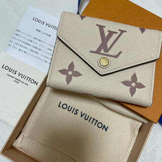 LOUIS VUITTON - 新品未使用 財布 ルイヴィトン ポルトフォイユヴィクトリーヌ