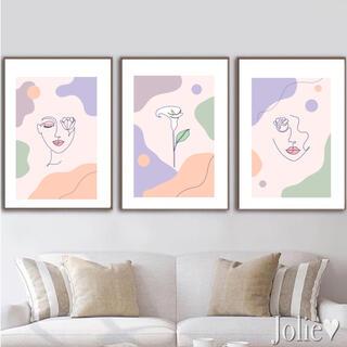 インテリアポスター 3枚セット 韓国 マティス タペストリー アートポスター