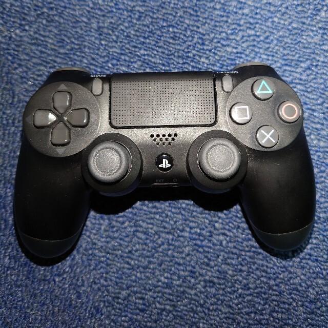 PlayStation4(プレイステーション4)のPlayStation®4 Pro ジェットブラック@おまけ エンタメ/ホビーのゲームソフト/ゲーム機本体(家庭用ゲーム機本体)の商品写真