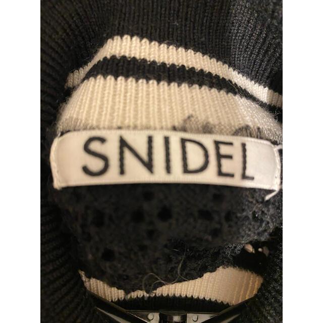 snidel(スナイデル)のスナイデル★トップス レディースのトップス(ニット/セーター)の商品写真