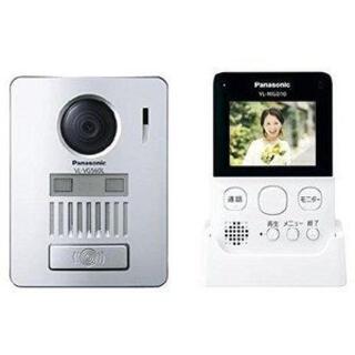Panasonic - PANASONIC VL-SGD10L [ワイヤレステレビドアホン (ワイヤレス