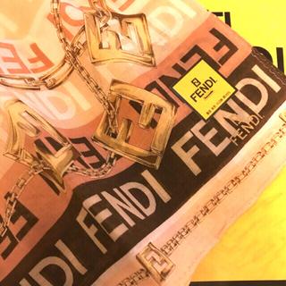 FENDI - 未使用 フェンディ ハンカチスカーフ 人気絶好調!素敵なpretty looks