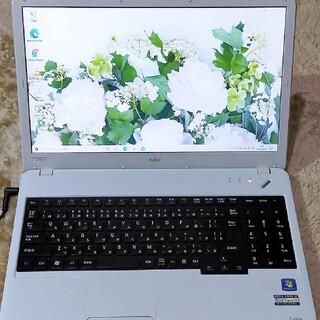 NEC - ★NECノート☆高性能i5搭載☆新品キーボード&新品SSD換装済☆最新オフィス付