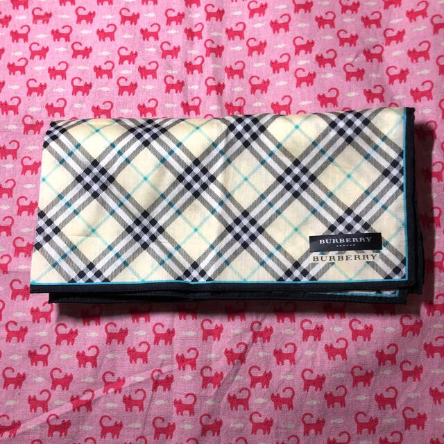 BURBERRY(バーバリー)のバーバリー(Burberry)⭐️ハンカチ⭐️ハンカチーフ レディースのファッション小物(ハンカチ)の商品写真
