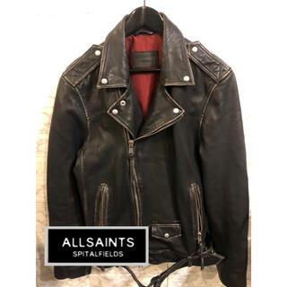 オールセインツ(All Saints)のオールセインツ  ALL saints レザージャケット  ライダース (レザージャケット)
